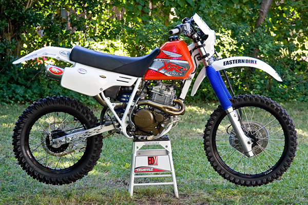 HONDA XR250 Restoration Page
