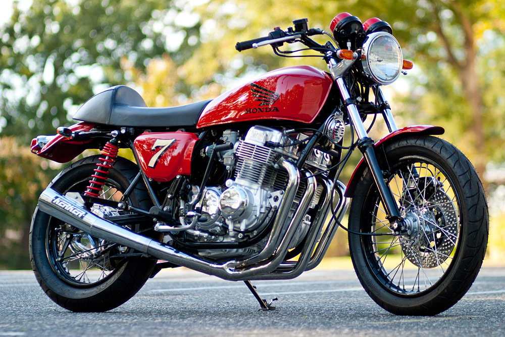 Customer Bikes Gaston Motorcycle Werks 704 671 4585